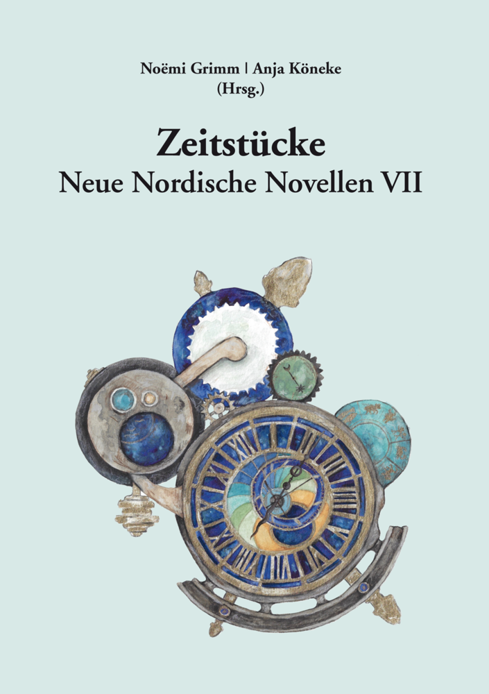 Cover der Anthologie, ©Heiner Labonde Verlag