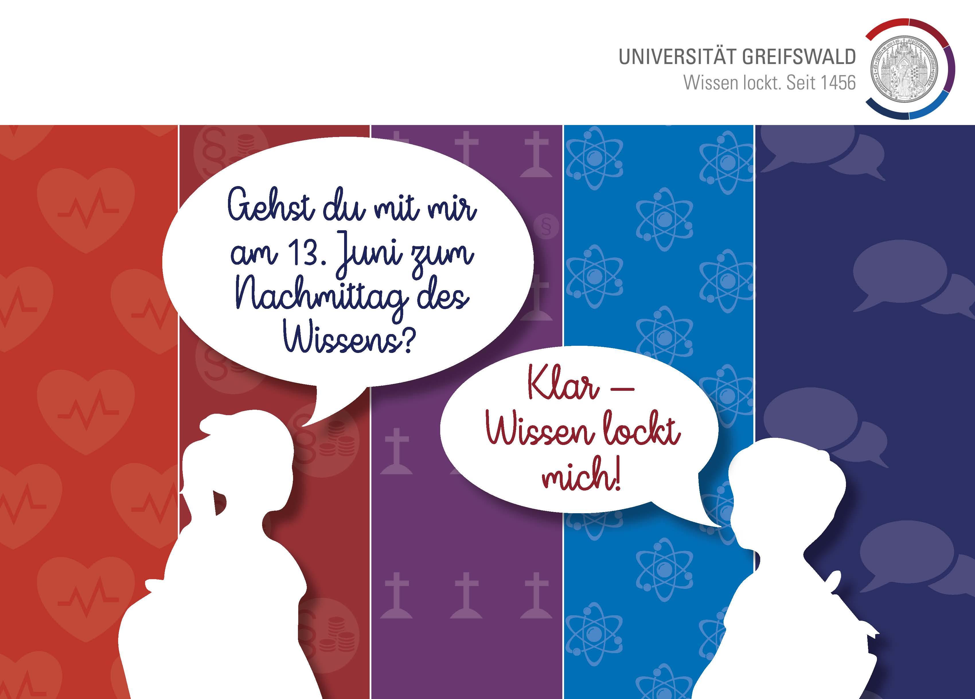 Uni Greifswald lockt zum Nachmittag des Wissens - Universität Greifswald