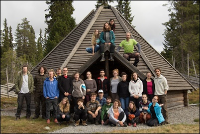 International Cabin Trip - Foto: Alex Seliger