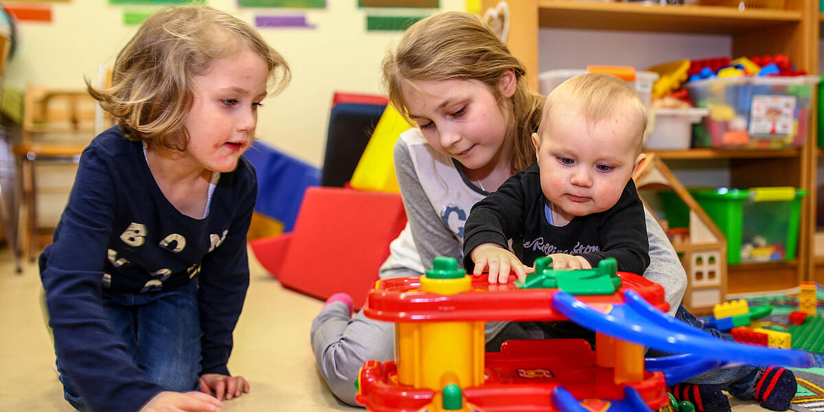 Emergency Childcare Now Also Available for Students' Children