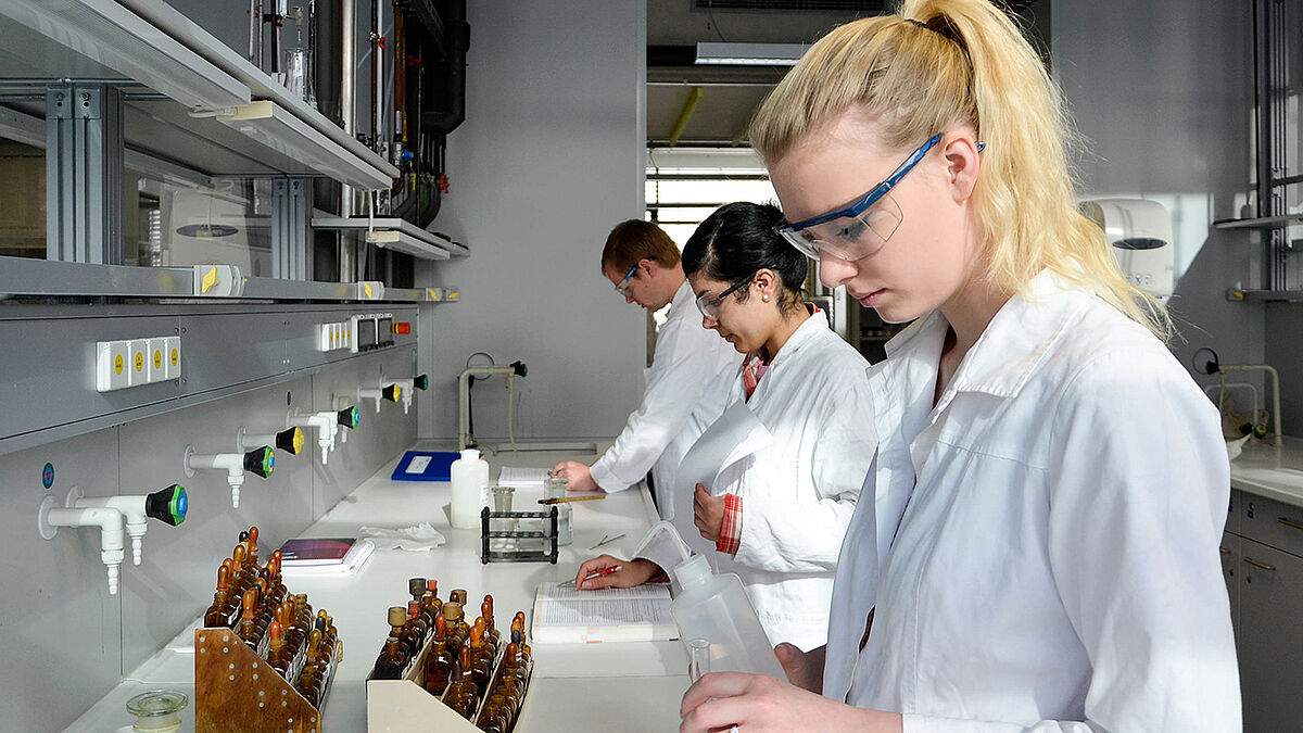Biochemie (Bachelor of Science)