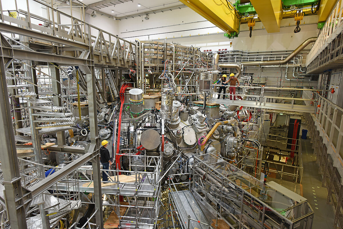 Max Planck Institut Plasmaphysik
